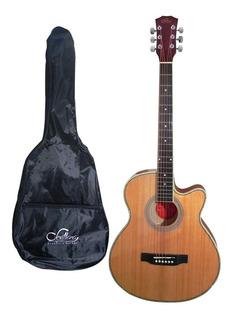 Guitarra Electroacústica Sevillana 40c/f Mlab