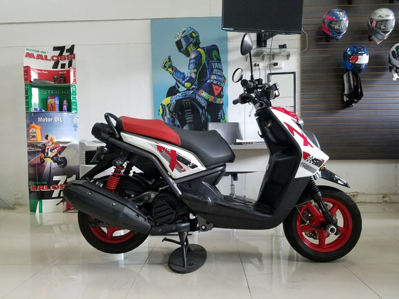 Yamaha Bws 125 X 2014