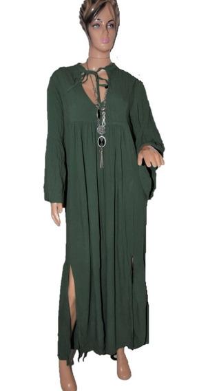 47 Street Vestido Modelo Bohemia Amplio Promo
