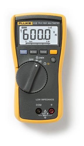 Multimetro Tester Fluke Digital 113 Mediciones Simultaneas