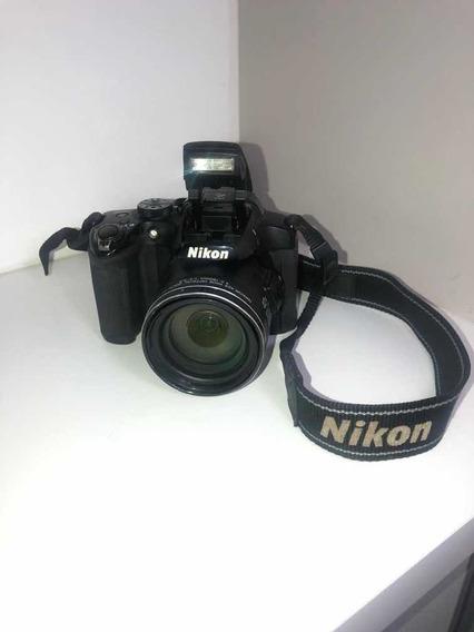 Nikon Coolpix P510 42x Zoom Full Hd