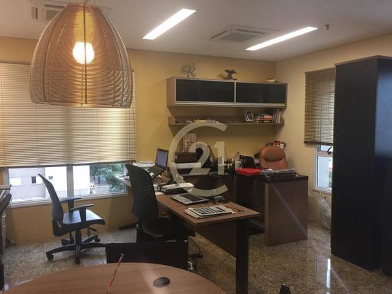 Conjunto À Venda E Locação 36 M² Por R$ 350.000 - Vila Leopoldina - São Paulo/sp - Cj2364