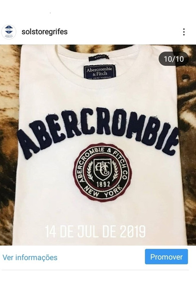 T-shits Abercrombie