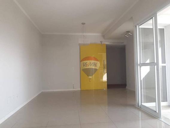 Apartamento Com 3 Dormitórios À Venda, 109 M² Por R$ 720.000,00 - Centro - Botucatu/sp - Ap0381