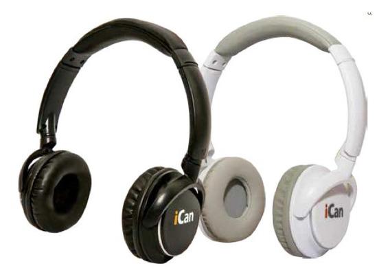 Headphone Bluetooth Ican T7 Sim Potente Com Entrada Sd