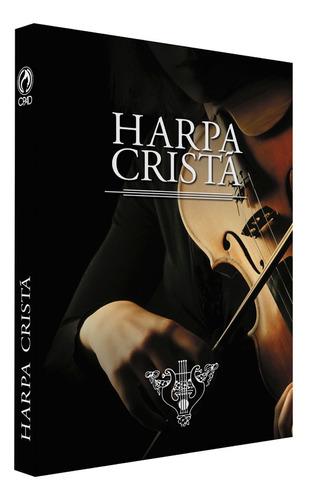 Harpa Cristã Popular 16x12 Violino Letra Grande - Cpad