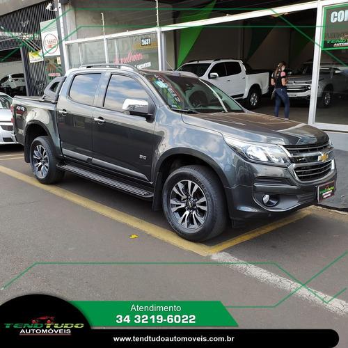 Imagem 1 de 7 de Chevrolet Gm S10 Ltz 2.8 Cinza 2020