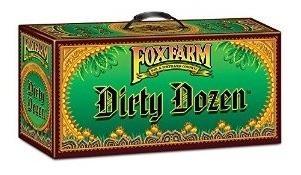 Kit Foxfarm Dirty Dozen De Inicio