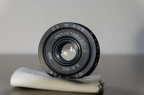 Lente Industar 50-2 50mm 3.5 M42 Excelente Estado