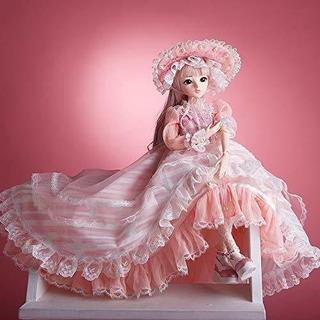 Ucanaan Bjd Doll, 1/3 Sd Dolls Muñecas De Bricolaje De 24 Pu