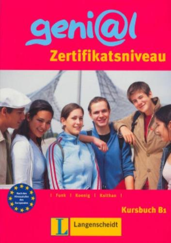 Genial B1 - Kursbuch (livro Do Al)