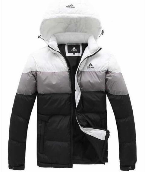 Casaco Jaqueta adidas Reforçado Gorro Removível Frio Intenso