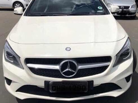 Mercedes-benz Classe Cla 1.6 Vision Turbo Flex 4p 2016