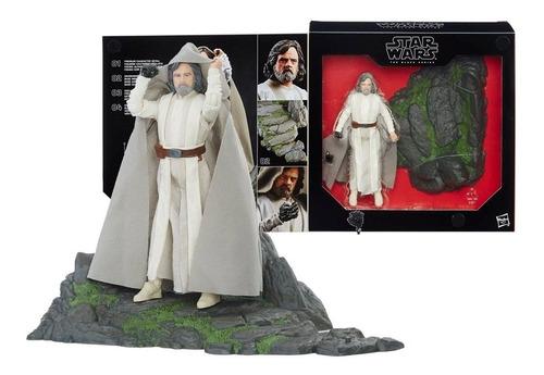 Luke Skywalker (jedi Master) Ahch-to-island Black Series