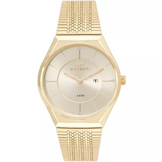 Relógio Technos Feminino Fashion Trend Gl15ar/4x