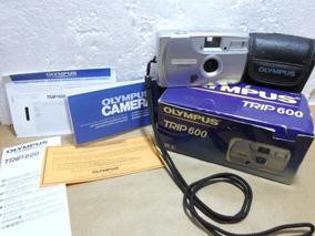 Camera/maquina Fotografica Olympus Trip 600