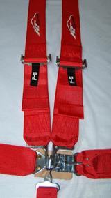Cinturones De Seguridad Competicion De 5 Puntas Tipo Simpson