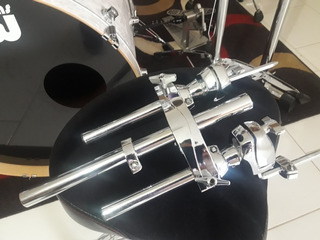 Tom Holder Doble Bateria Mapex Saturn, Pro M, M, Q, Meridian