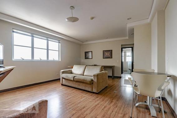 Apartamento Para Aluguel - Centro, 1 Quarto, 55 - 893014142