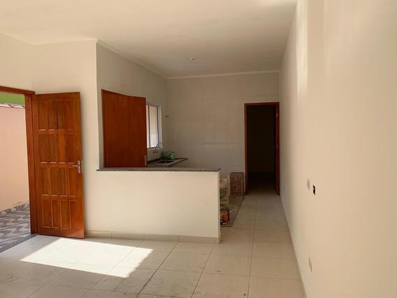 Casa Nova Em Mongaguá Aceita Fgts Como Entrada