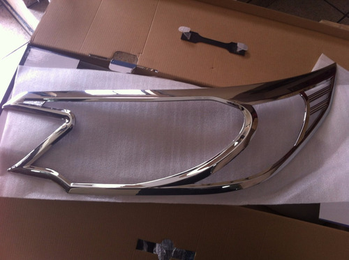 Imagen 1 de 6 de Kit Cromado Completo Del Mercado Honda Crv 12-15 17 Piezas