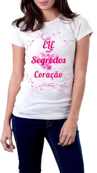 Camisetas Evangélicas Femininas