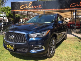 Infiniti Qx60 3.5 Perfection Plus Cvt 2017