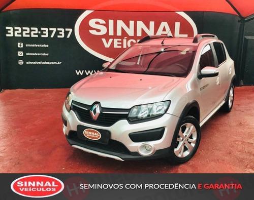 Renault Sandero 1.6 Financiamento 100%