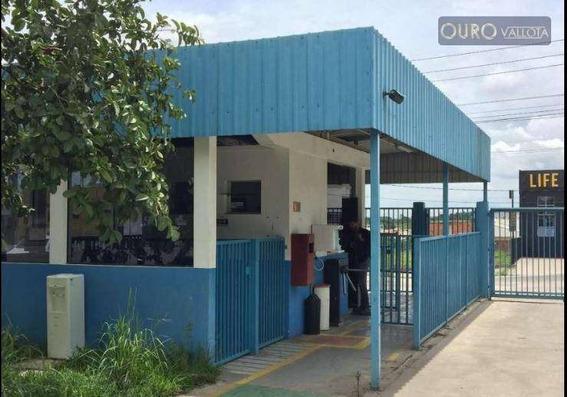 Galpão Industrial À Venda, Aparecidinha, Sorocaba. - Ga0241