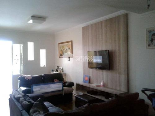 Sobrado Com 2 Dorms, Parque Pinheiros, Taboão Da Serra - R$ 420 Mil, Cod: 3422 - V3422