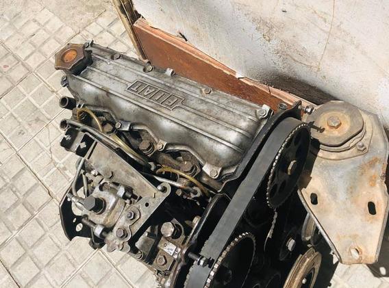 Motor Fiat 1300 Diesel Año 88 Completo Con Caja