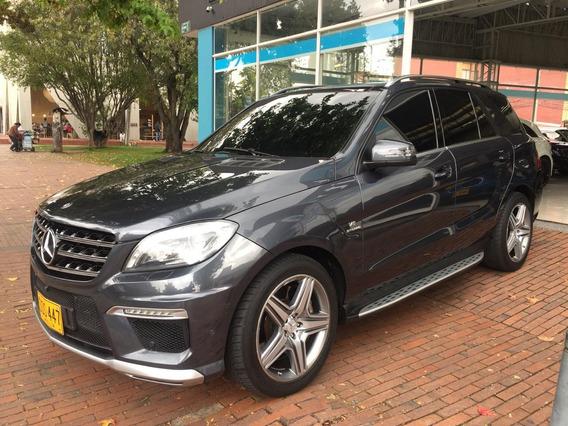 Mercedes Benz Ml 63 Amg Biturbo