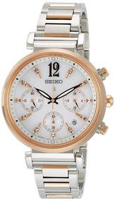 Relógio Seiko Solar Ladies Ssvs034