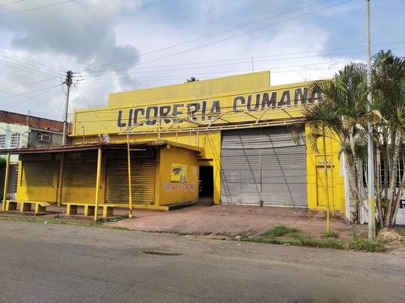 Local Con Licorería En Alquiler Avenida Orinoco