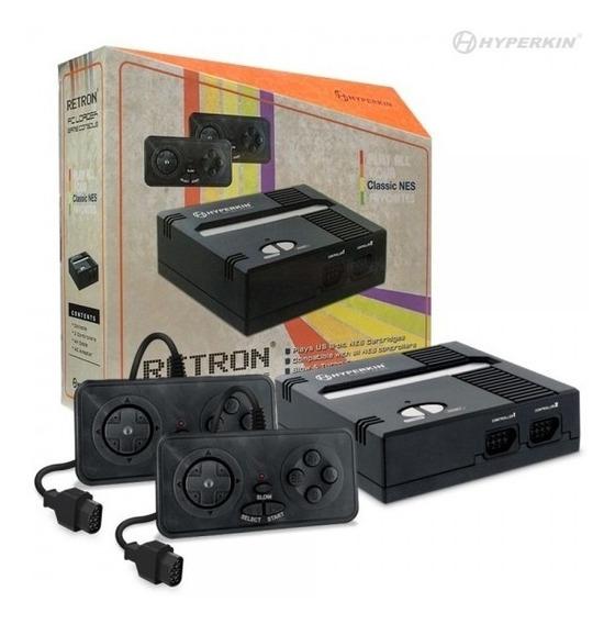 Console Nes Retron 1 Entertainment System Nintendinho Nes 72