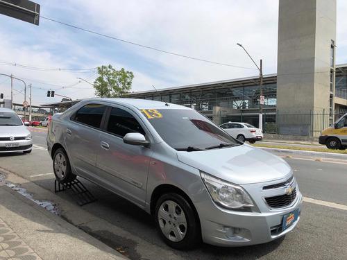 Imagem 1 de 11 de Chevrolet Cobalt 2013 1.8 Lt Aut. 4p