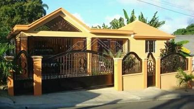 Coalición Vende Casa En Licey Arriba De Oportunidad $ 4.2-