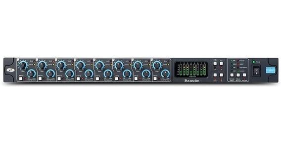 Pré Amplificador Focusrite Octopre Mkii Dynamic 8 Canais