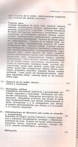 Ortopedia Y Traumatologia Del Sel Jose Mercado Libre