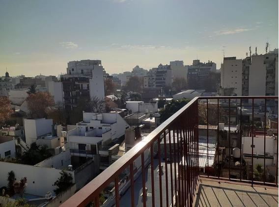 Soleado Depto Con Balcon Al Contrafrente Vista Abierta