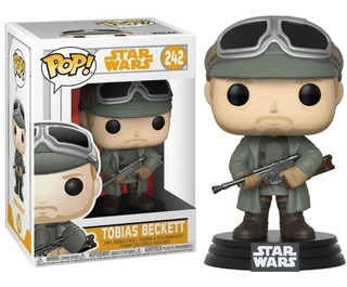 Funko Pop! Tobias Beckett 242 - Star Wars