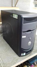 Pc Dell 2 Gb + Hd 80 Giga+proc.celeron 2.53ghz +win.7+office