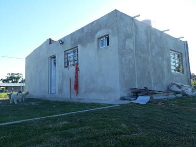Casa 60 Metros En Lote De 500 13km Mar Del Plata