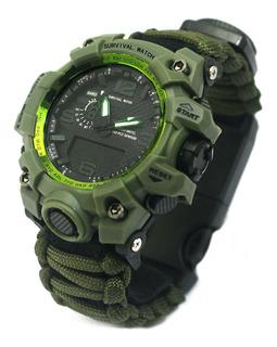 Smartwatch Tático De Sobrevivência Para Esportes Radicais