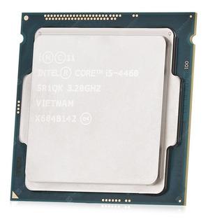 Procesador Intel Core i5-4460 4 núcleos 32 GB