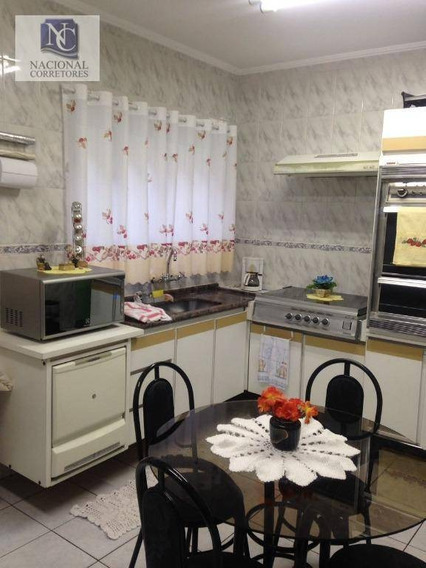 Casa À Venda, 150 M² Por R$ 405.000,00 - Jardim Utinga - Santo André/sp - Ca1539