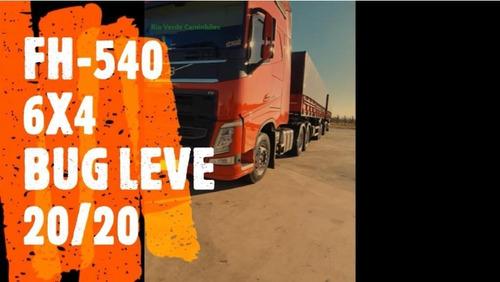 Imagem 1 de 7 de Volvo Fh540 6x4