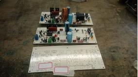 Placa Amplificador Classe D 1000w Montada + Placa Lisa