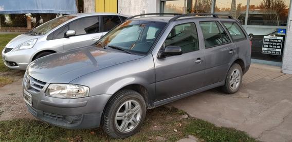 Volkswagen Gol Country 1.6 Confortline Año 2007