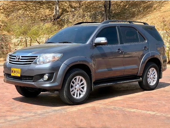 Toyota Fortuner 4x2 - 2013 Automatico